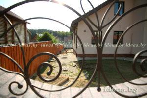 ковка на забор в Минске