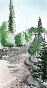 ботанический сад Минск