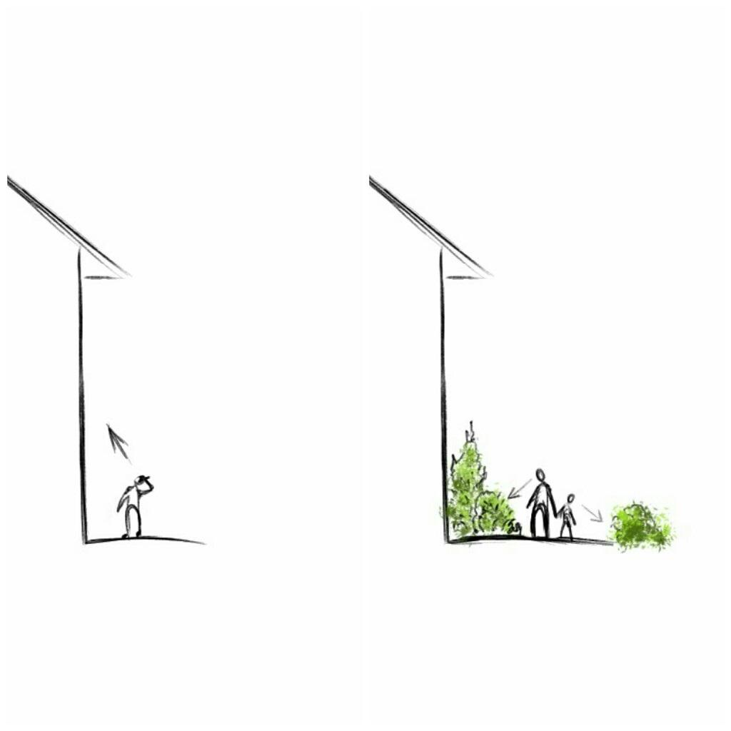 проект ландшафтного дизайна в минске